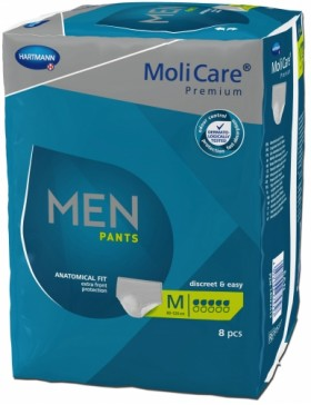Molicare Men Pants 5 Gouttes
